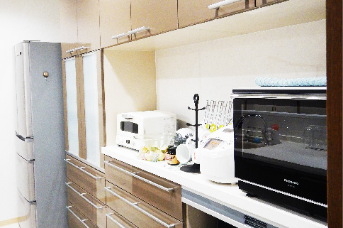 キッチン施工後サブ写真2