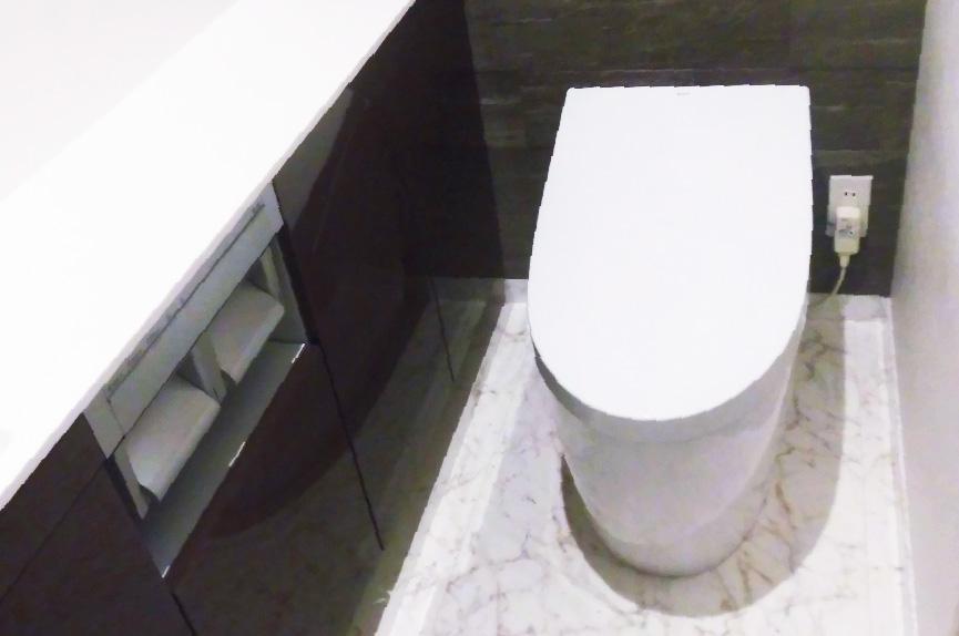 トイレ施工後メイン写真